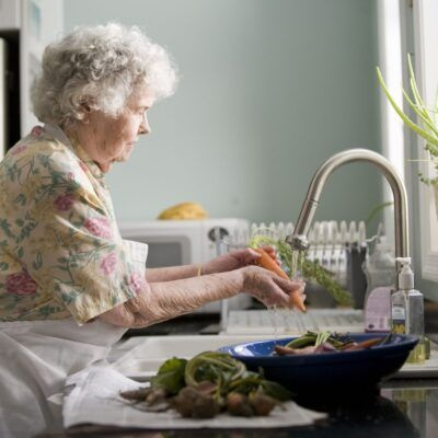 How do I keep a senior loved one entertained and socially engaged while sheltering in place?